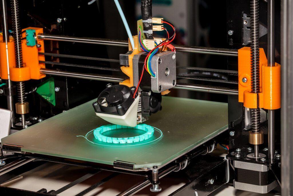3D-printer Prusa i3 mk2